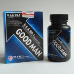 Goodman Гудман 60 капсул для потенции и увеличения пениса